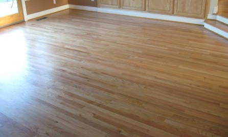 Red Oak Natural Hardwood Floors Fremont Ca
